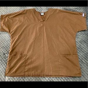 Cherokee Workwear V-neck scrub top